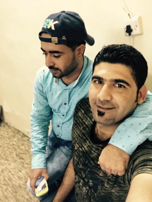 Daniel, 37, Baghdad, Iraq
