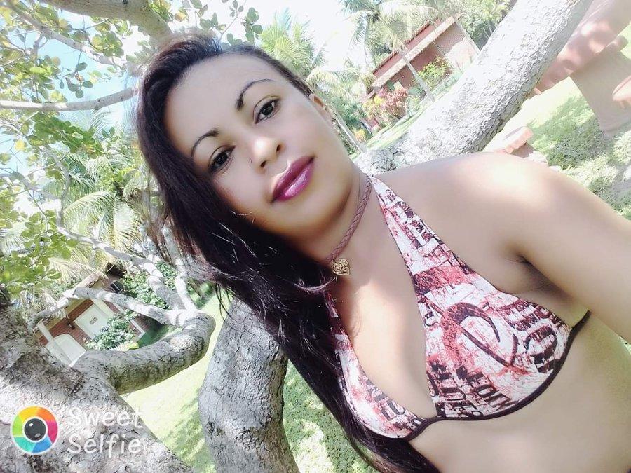 Ëh Aäh Lucyanynha Cardoso Silva, 35, Inga, Brazil
