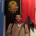 Serkan Cizmeci, 22, Bursa, Turkey