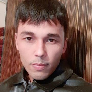 Mansurbek Agzamob, 35, Tashkent, Uzbekistan