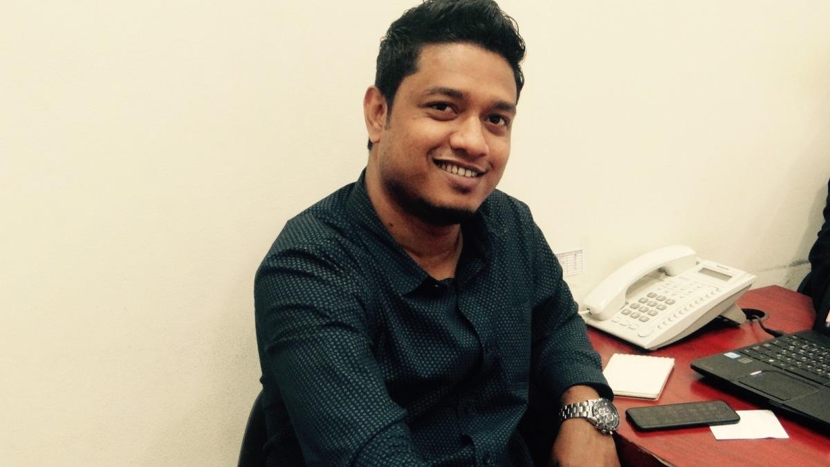 Syed Umair, 35, Dubai, United Arab Emirates