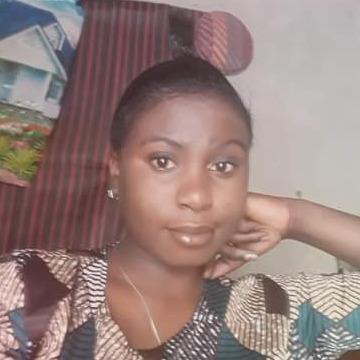 Anjela Sanga, 18, Dar es Salaam, Tanzania