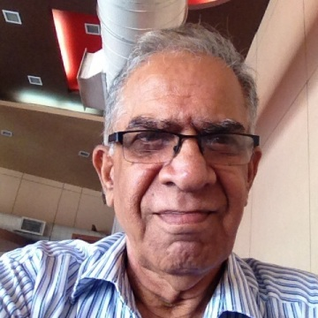 Abdul Azeez, 64, Colombo, Sri Lanka