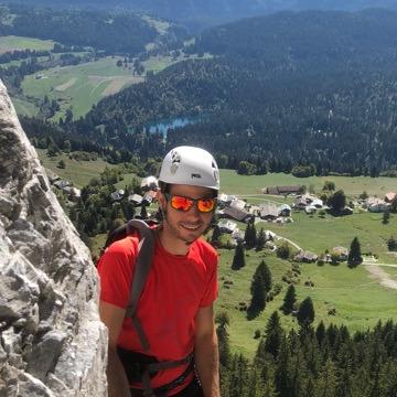 Kevin Ferrari, 31, Zug, Switzerland