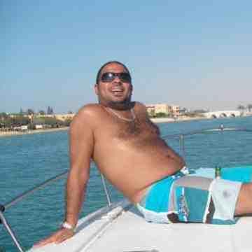 Hany El-Araby, 41, Cairo, Egypt