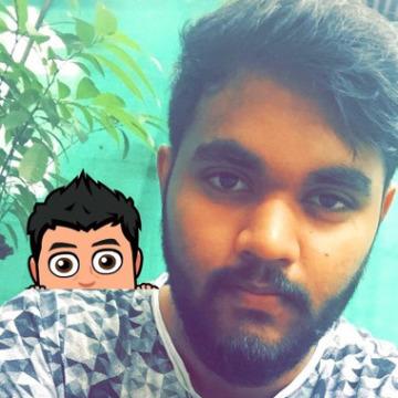 Mukul, 24, Pune, India