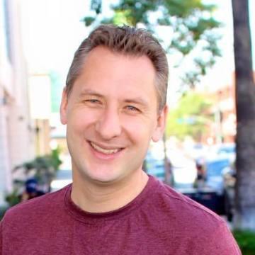 Kolya, 46, Los Angeles, United States