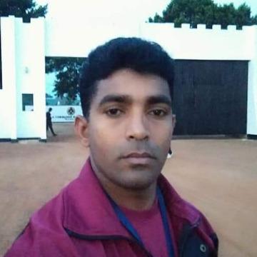 Nawarathna Banda, 39, Colombo, Sri Lanka