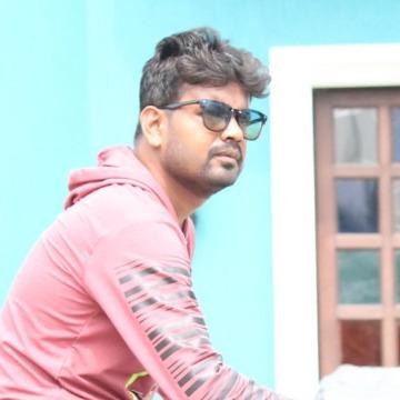 Ashish Sajan, 28, Ahmedabad, India