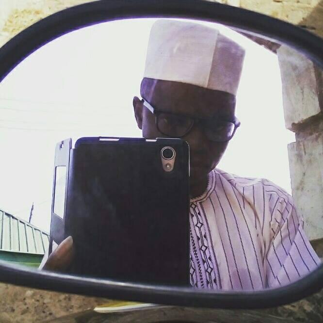 Ustaz Jubril Yusuf Elega, 40, Accra, Ghana