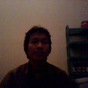 Arie Saleh, 30, Ciamis, Indonesia