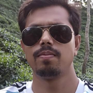 Lone Wolf, 27, Dhaka, Bangladesh