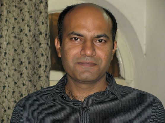 Asad Malik, 47, Abu Dhabi, United Arab Emirates