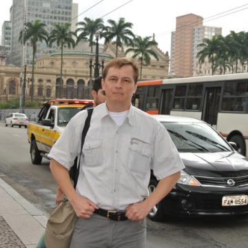Igor Chikharev, 45, Bryansk, Russian Federation