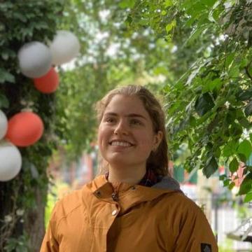 Élizabeth Lemay, 19, Montreal, Canada