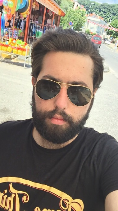 Furkan, 24, Istanbul, Turkey