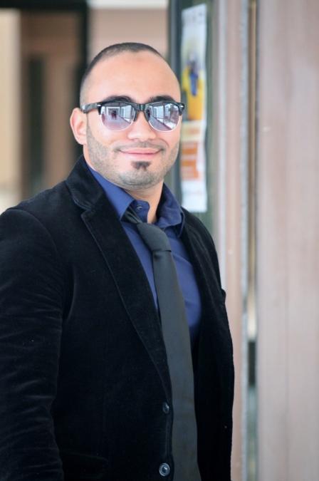 Hamdi Juma, 31, Doha, Qatar