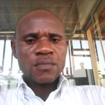 jean malembe kulongesa, 44, Luanda, Angola