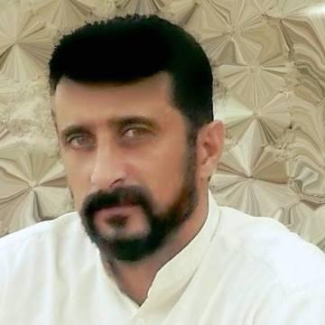 Yonis Ali, 43, Samawa, Iraq