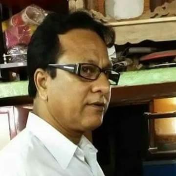 Sanjoy Chatterjee, 52, Mumbai, India