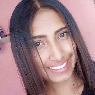 Laura Lucumi, 21, Popayan, Colombia