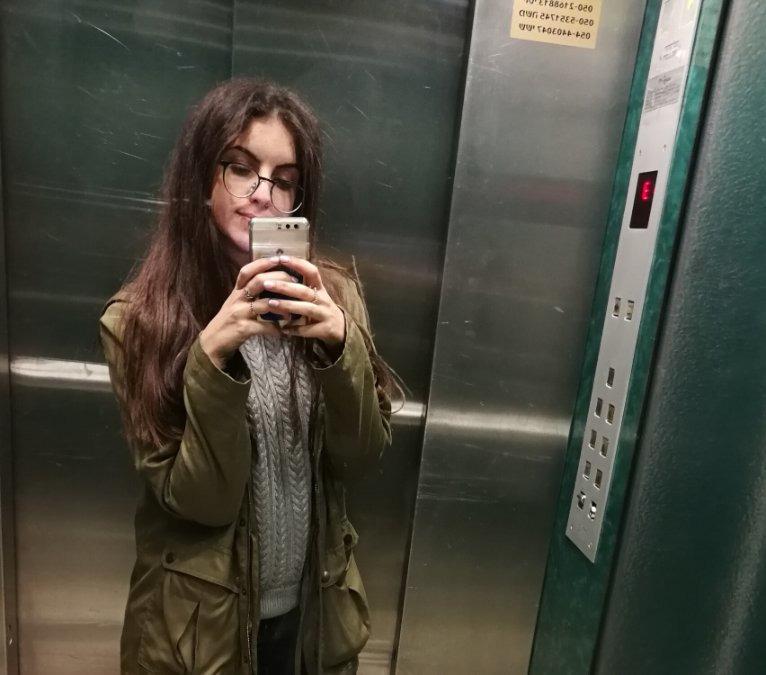 Mor Green, 22, Tel Aviv, Israel