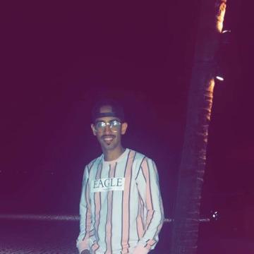 Engineer Moha, 33, Jeddah, Saudi Arabia