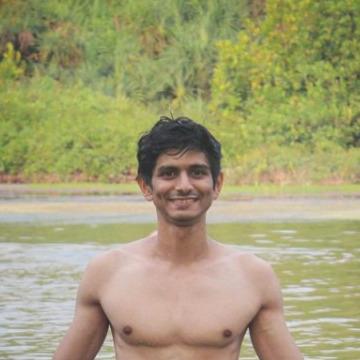 Chaitanya Pore, 27, Bangalore, India