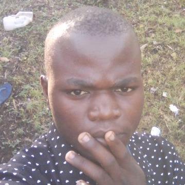 Edwin Oduor, 22, Nairobi, Kenya