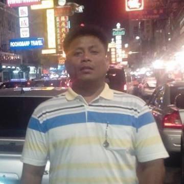 Chedchai Booksuntae, 40, Thalang, Thailand
