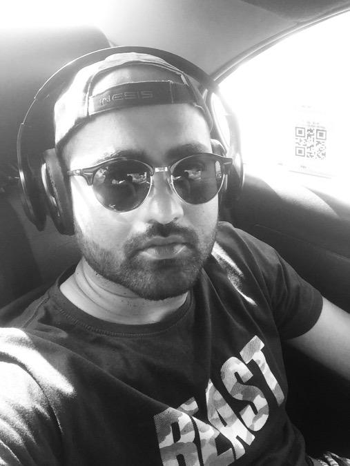 Kumar Sashi, 28, Bangalore, India