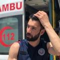 İbrahim Halil Bilbik, 26, Gaziantep, Turkey