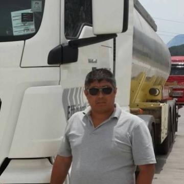 Mustafa Comak, 44, Antalya, Turkey