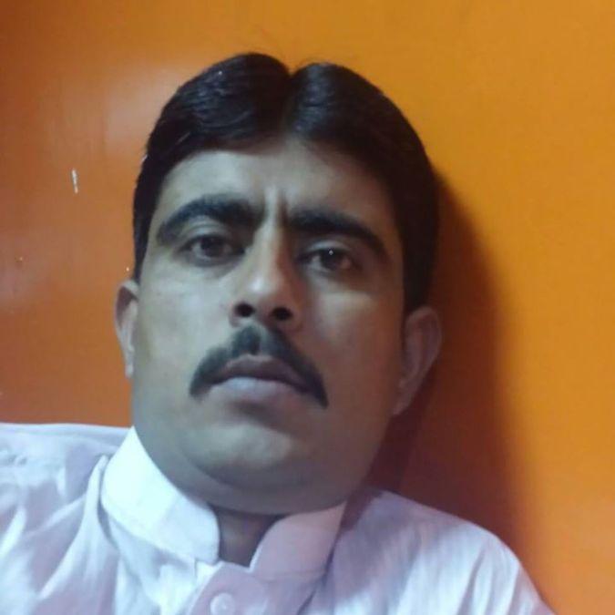 Tasadaq Awan, 34, Abu Dhabi, United Arab Emirates