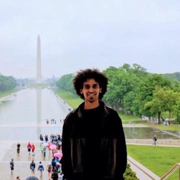 Jaber Almarhabi, 29,