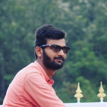 Anupam Singh, 20, Chennai, India