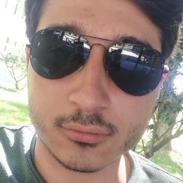 Yasin Kaplan, 21, Izmir, Turkey
