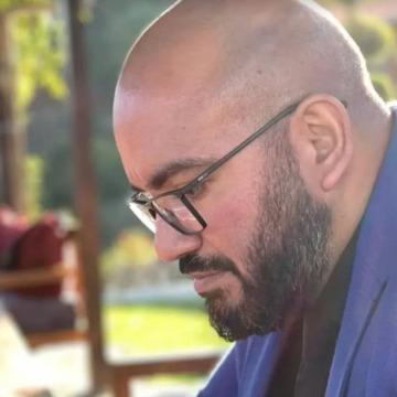 Ayman Shahin, 36, Istanbul, Turkey