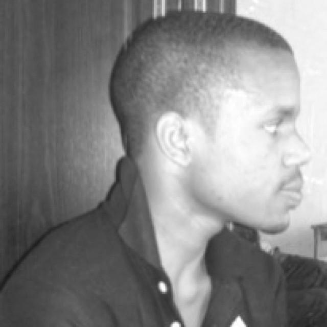 Ezrah Jesse, 29, Kampala, Uganda
