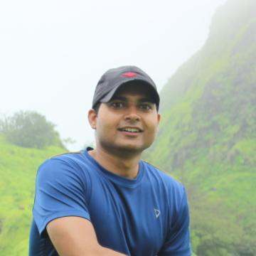 Kunal Kumar, 35, Pune, India