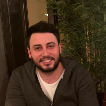 Cengizhan, 27, Istanbul, Turkey