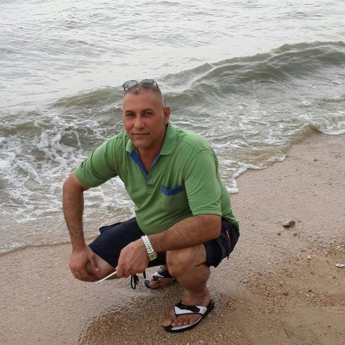 Hussein   Gnpr , 52, Baghdad, Iraq