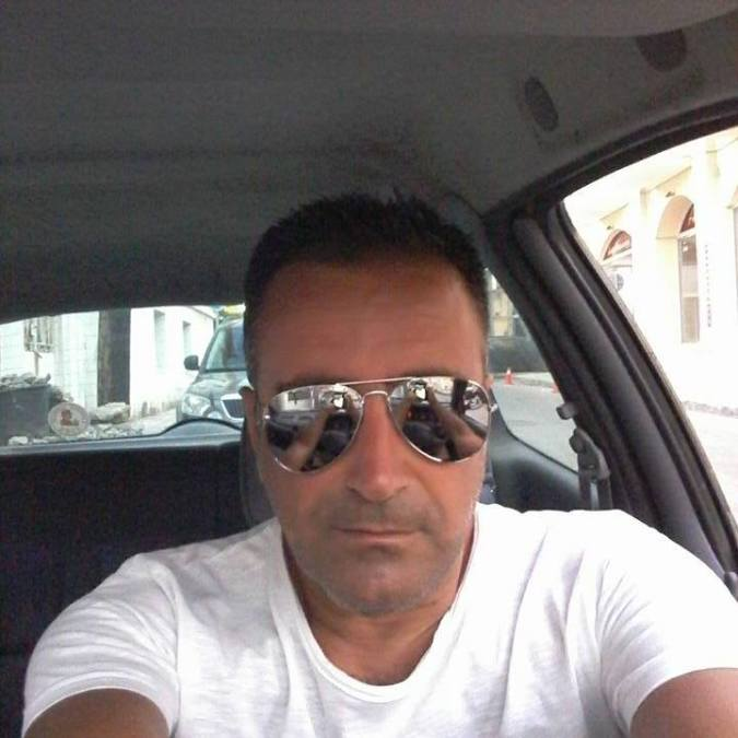 xristos zervas, 52, Thessaloniki, Greece