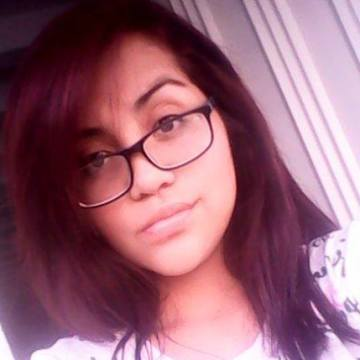 Estefania Rios, 21, Cali, Colombia