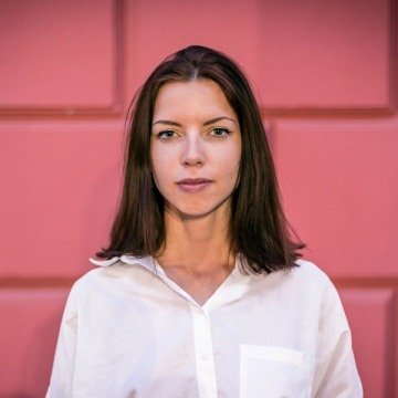 Kateryna Post, 31, Odesa, Ukraine