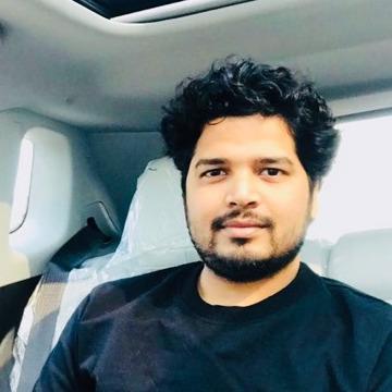 Brijesh Yadav, 26, New Delhi, India