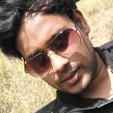 Deeptiranjan Rout, 30, Bangalore, India