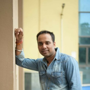 vikram sen, 34, New Delhi, India
