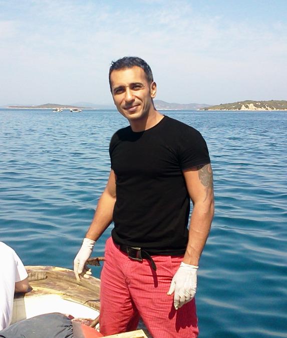 Mahir, 43, Antalya, Turkey