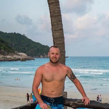 Richard Christensen, 29, Vancouver, Canada